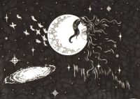 The Moon Has Memories