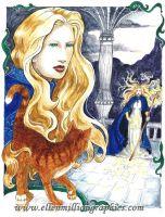 Cat Sorceress