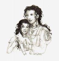 Glynda and Kavita