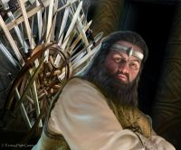 A Game of Thrones:  Robert Baratheon
