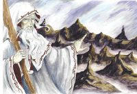 Wizard of the Mountains