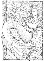Mermaid Key
