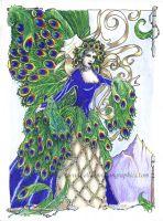 Peacock Fairy