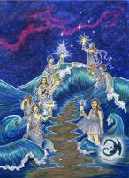 Seven of Cups - 78Tarot Mythical